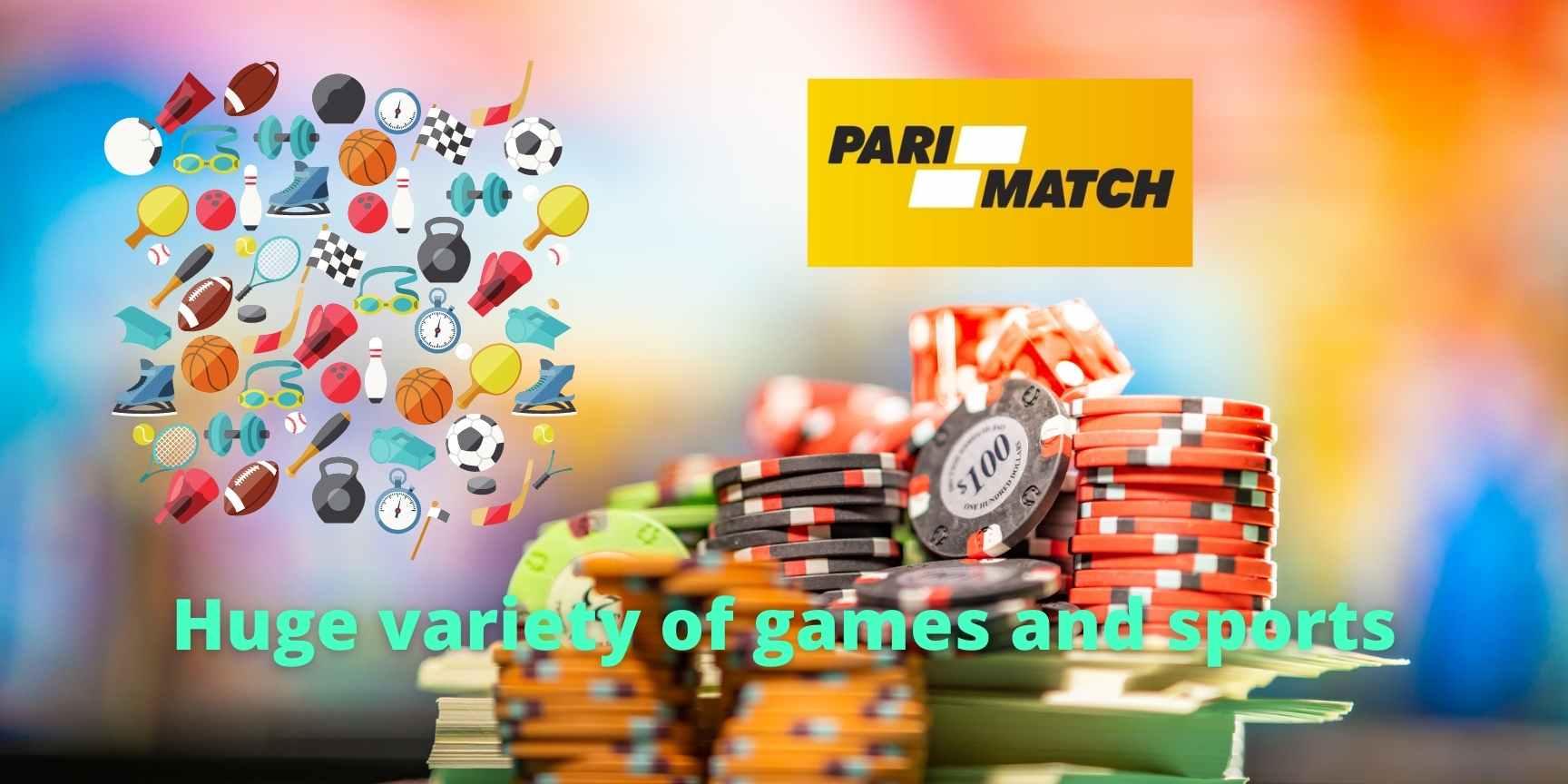 parimatch games