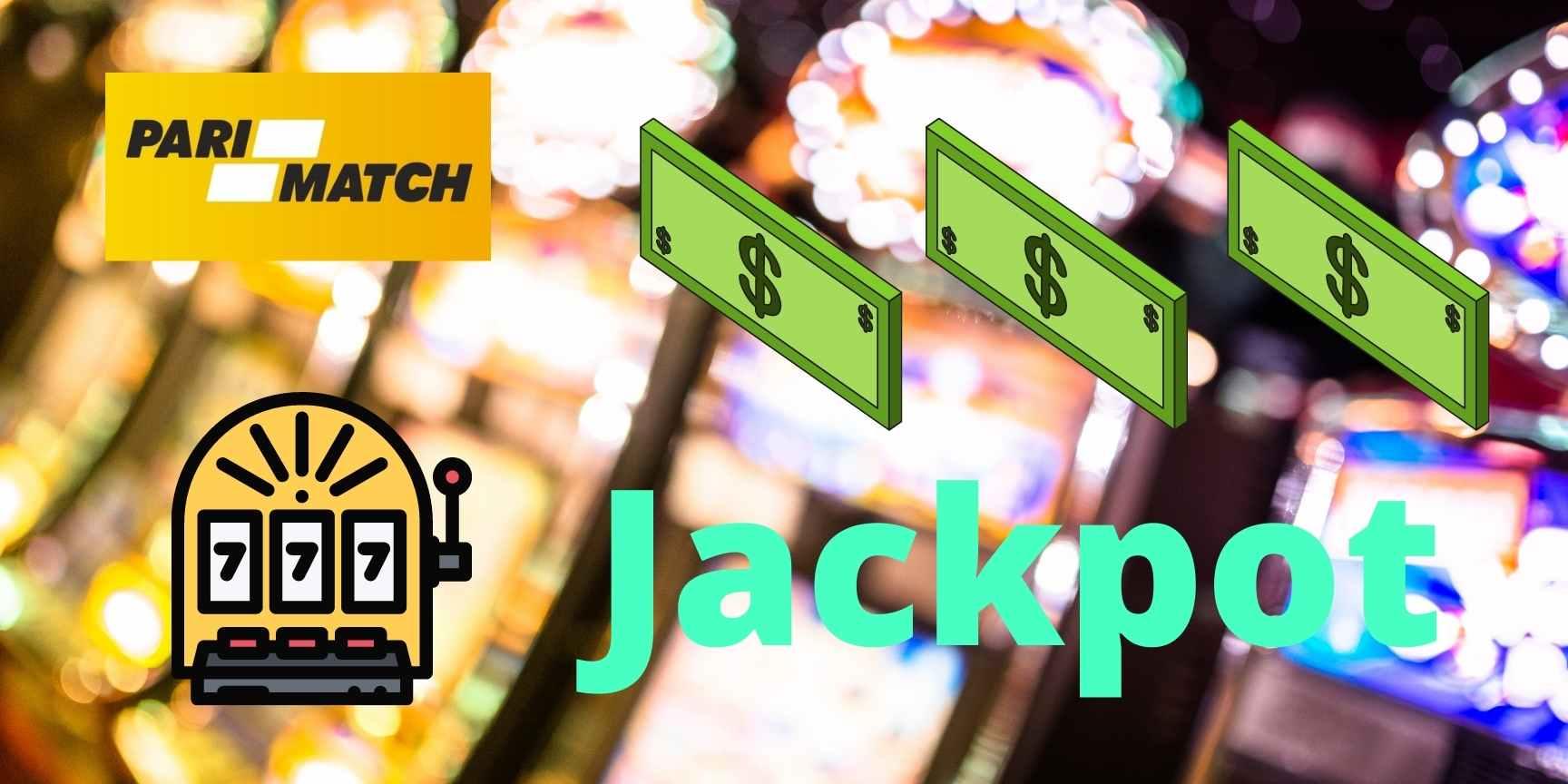 jackpot parimatch