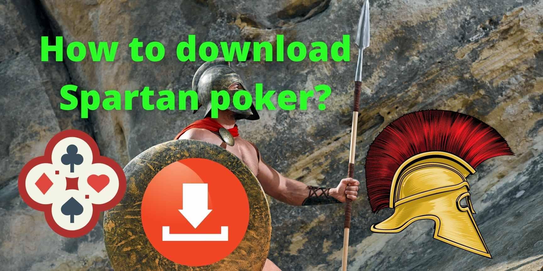 spartan poker download