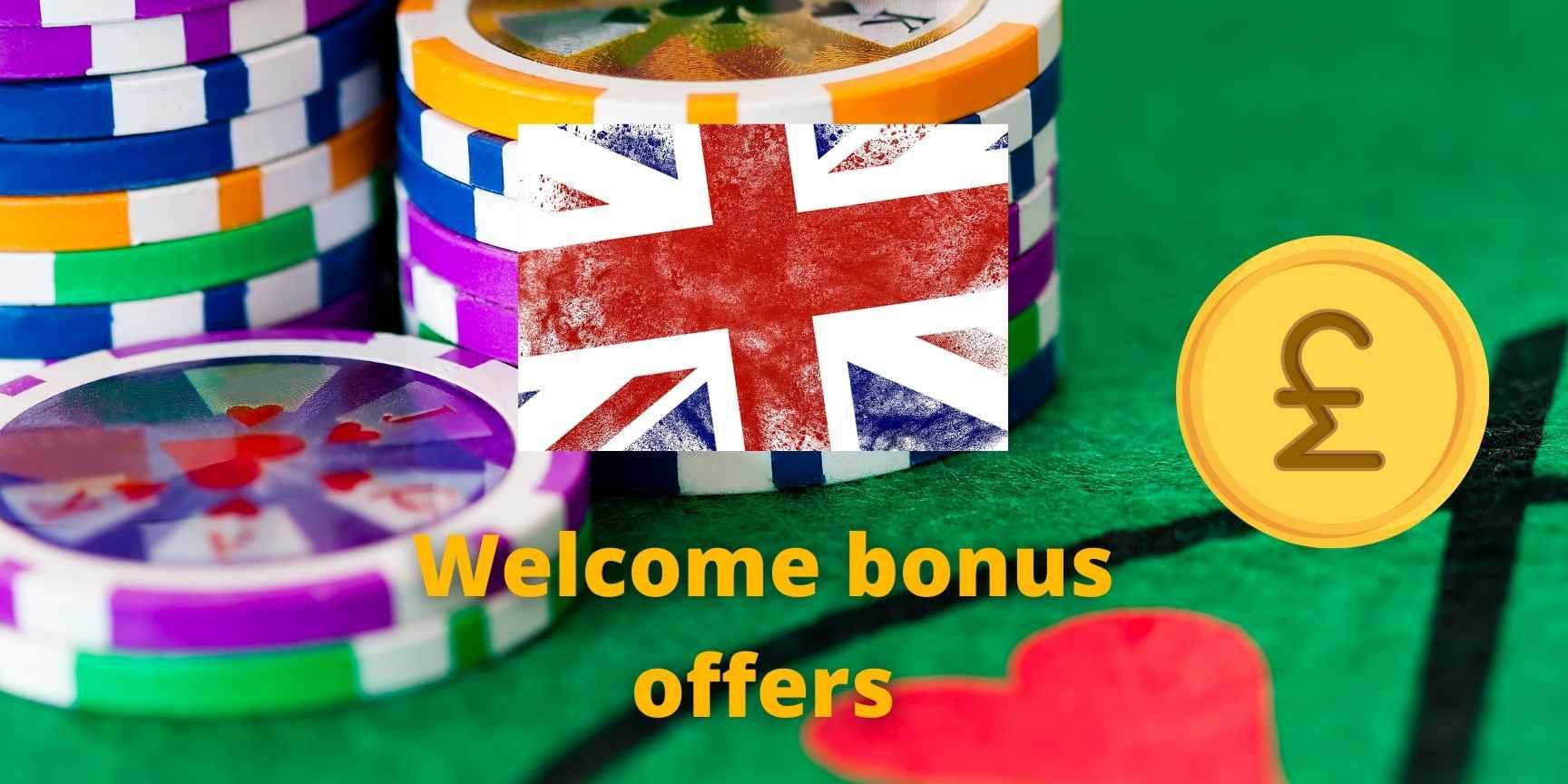 welcome bonus offers